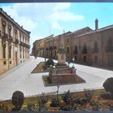 """Postales: (34438)POSTAL SIN CIRCULAR,""""CRUZ DE LOS CAÍDOS"""",VILLACARRILLO,JAÉN,ANDALUCIA,CONSERVACION,VER FOTOS. Lote 50444840"""
