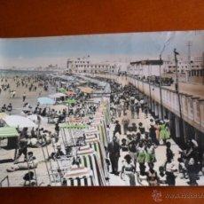 Postales: PLAYA DE LA VICTORIA - CÁDIZ - AÑOS 60 - SIN CIRCULAR. Lote 50507239