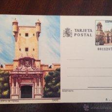 Postales: PUERTA DE TIERRA. Lote 50661178