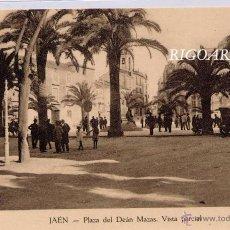 Postkarten - JAÉN.- PLAZA DEL DEÁN MAZAS.-VISTA PARCIAL - 50771281