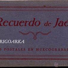 Postales: RECUERDO DE JAÉN- 20 POSTALES COMPLETO. Lote 50771531