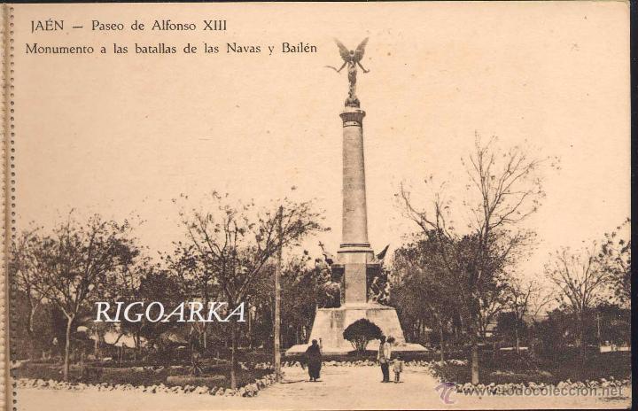 Postales: RECUERDO DE JAÉN- 20 POSTALES COMPLETO - Foto 3 - 50771531