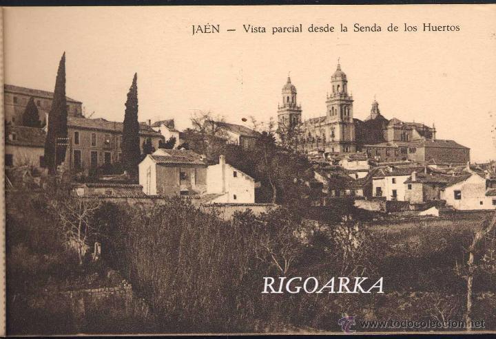 Postales: RECUERDO DE JAÉN- 20 POSTALES COMPLETO - Foto 4 - 50771531