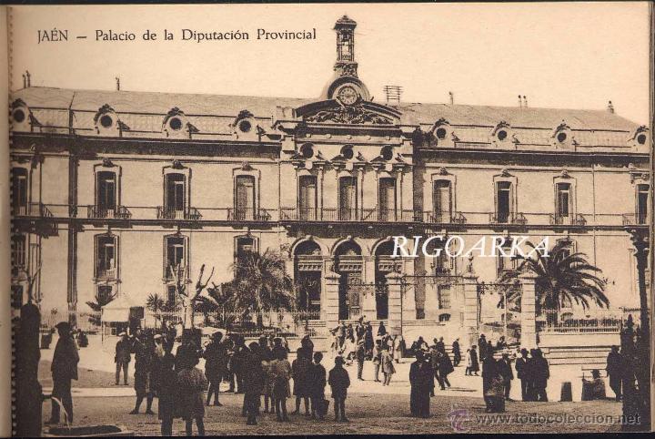 Postales: RECUERDO DE JAÉN- 20 POSTALES COMPLETO - Foto 7 - 50771531