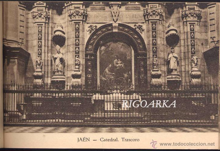 Postales: RECUERDO DE JAÉN- 20 POSTALES COMPLETO - Foto 10 - 50771531