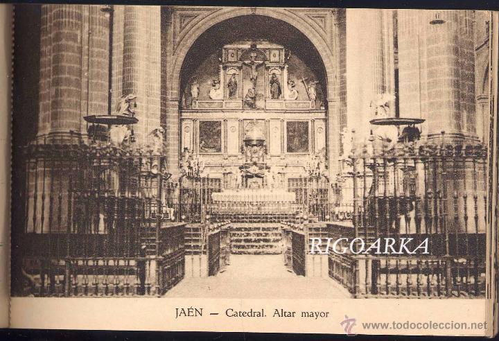Postales: RECUERDO DE JAÉN- 20 POSTALES COMPLETO - Foto 12 - 50771531