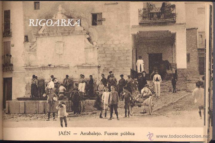 Postales: RECUERDO DE JAÉN- 20 POSTALES COMPLETO - Foto 15 - 50771531
