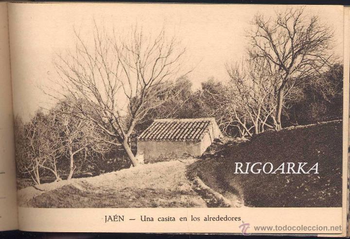 Postales: RECUERDO DE JAÉN- 20 POSTALES COMPLETO - Foto 16 - 50771531