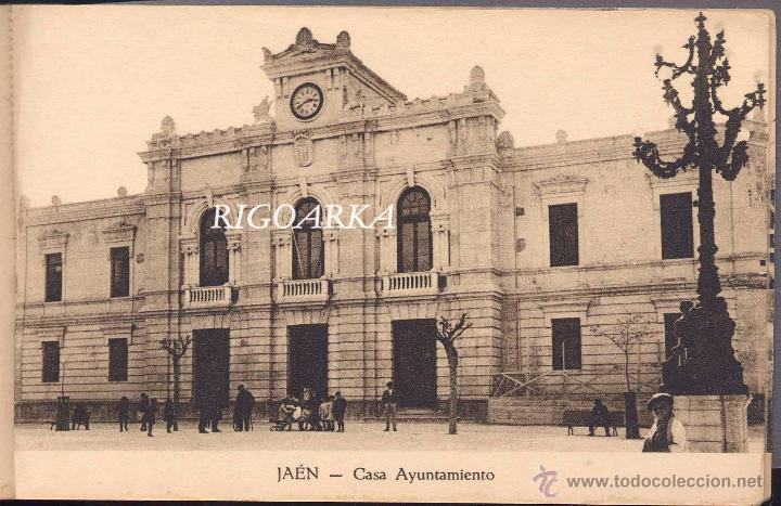 Postales: RECUERDO DE JAÉN- 20 POSTALES COMPLETO - Foto 20 - 50771531