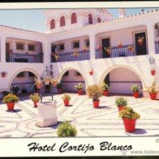 Postales: HOTEL CORTIJO BLANCO.- SAN PEDRO DE ALCANTARA.- COSTA DEL SOL (MALAGA). Lote 50786294