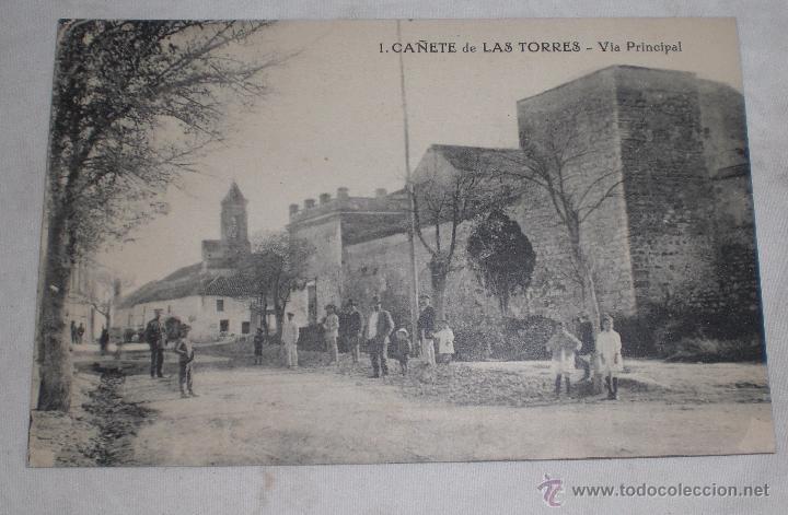Ca ete de las torres cordoba 1920 comprar postales for Azulejeria antigua cordoba