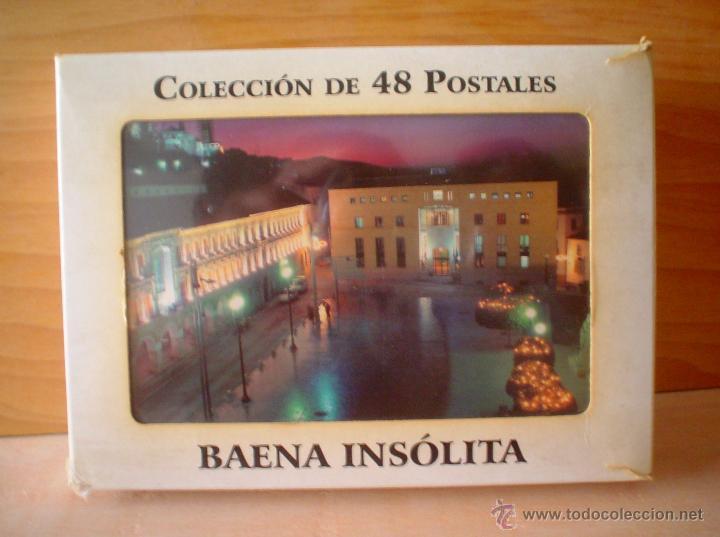 BAENA INSOLITA.COLECCION DE 48 POSTALES. (Postales - España - Andalucía Antigua (hasta 1939))