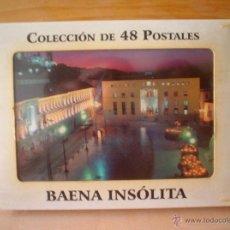 Postales: BAENA INSOLITA.COLECCION DE 48 POSTALES.. Lote 50973937
