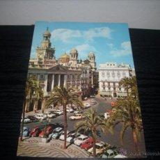 Postales: POSTAL 120 . CADIZ , PLAZA DE SAN JUAN DE DIOS - SIN CIRCULAR - . Lote 51035131