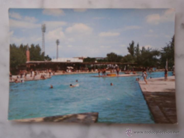 Postal antigua de sevilla piscinas municipa comprar for Piscinas desmontables sevilla