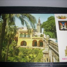 Postales: POSTAL DE SEVILLA -- SIN CIRCULAR --. Lote 51066106