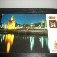 Postales: POSTAL DE SEVILLA -- SIN CIRCULAR --. Lote 51066205
