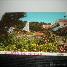 Postales: LOTE DE POSTALES DE CUEVA DE NERJA , MALAGA , LIBRILLO DE POSTALES. Lote 51079314