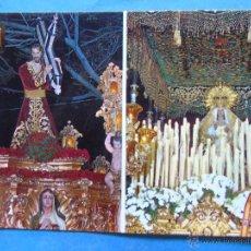 Postales: POSTAL RELIGIOSA SEMANA SANTA. AÑO 1979. JESÚS NAZARENO DEL PASO Y ESPERANZA, MÁLAGA. 633. Lote 51095698