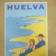 Postales: POSTAL HUELVA - PATRONATO DE TURISMO DE HUELVA - 1998 - PLAYAS. Lote 51205333