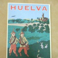 Postales: POSTAL HUELVA - PATRONATO DE TURISMO DE HUELVA - 2000 - ANDEVALO. Lote 51205677