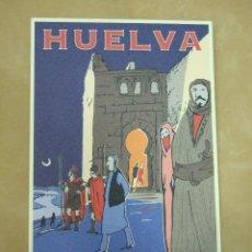Postales: POSTAL HUELVA - PATRONATO DE TURISMO DE HUELVA - 2000 - NIEBLA. Lote 51205847