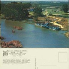 Postales: ESTACION BIOLOGICA DOÑANA HUELVA. LUCIO Y LABORATORIO LUIS BOLIN.1976.. Lote 51495216