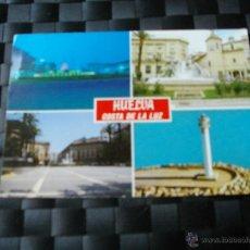 Postales: POSTAL DE HUELVA - COSTA DE LA LUZ - BONITA VISTA VER LAS FOTOS QUE NO TE FALTE EN TU COLECCION. Lote 51517789