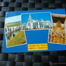 Postales: POSTAL DE HUELVA - EL ROCIO - BONITA VISTA VER LAS FOTOS QUE NO TE FALTE EN TU COLECCION. Lote 51517840