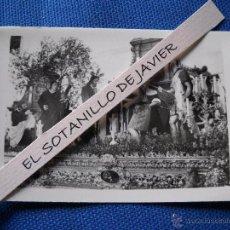 Postales: SEMANA SANTA SEVILLA - POSTAL MINI - 9X6.5 CM.MISTERIO HDAD DE LOS PANADEROS - PRENDIMIENTO. Lote 51546515