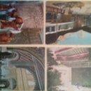 Postales: CUATRO ANTIGUAS POSTALES DE SEVILLA AÑOS 20 . Lote 51551538
