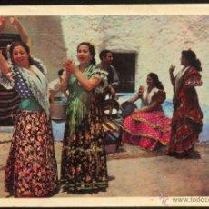 Postales: CUEVA DE LOS AMAYA EN EL SACROMONTE.- GRANADA.. Lote 51601092