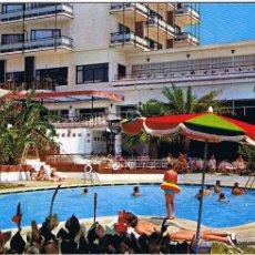 Postais: MALAGA - BENALMADENA - HOTEL TRITON - CIRCULADA. Lote 51777160