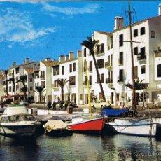 Postales: MALAGA - MARBELLA - PUERTO BANUS - CIRCULADA. Lote 51784757