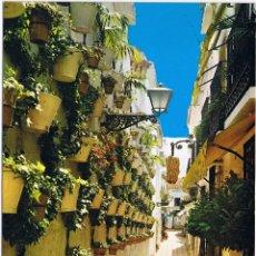 Postales: MALAGA - MARBELLA - CALLE TIPICA - CIRCULADA. Lote 51784936