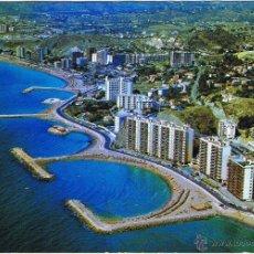 Postales: MALAGA - FUENGIROLA - VISTA PARCIAL AEREA - CIRCULADA. Lote 51795540