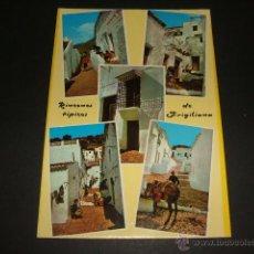 Postales: FRIGILIANA MALAGA RINCONES TIPICOS. Lote 51803443