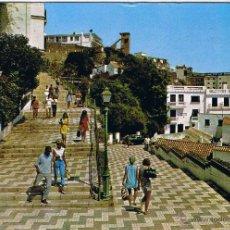 Postais: MALAGA - TORREMOLINOS - CALLE DEL BAJONDILLO - CIRCULADA. Lote 51806171