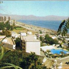 Postales: MALAGA - TORREMOLINOS - EL BAJONDILLO - CIRCULADA. Lote 51806236