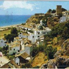 Postales: MALAGA - TORREMOLINOS - EL BAJONDILLO - CIRCULADA. Lote 51806245