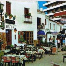 Postales: MALAGA - TORREMOLINOS - LA NOGALERA - CIRCULADA. Lote 51806541
