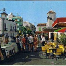 Postales: MALAGA - TORREMOLINOS - LA NOGALERA - CIRCULADA. Lote 51806551