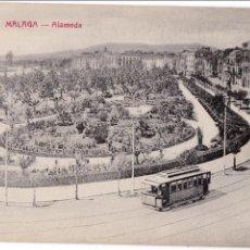 Cartes Postales: P- 2789. POSTAL MALAGA. ALAMEDA.. Lote 51920218