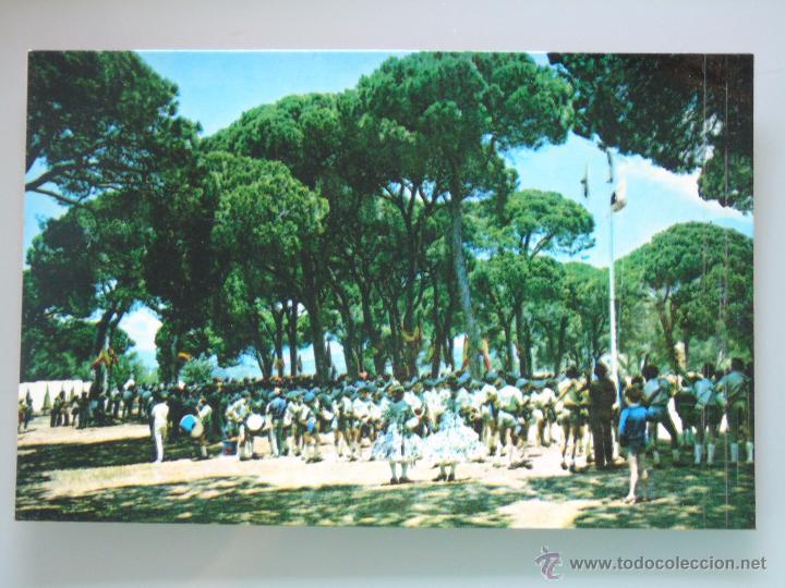 Postal Málaga Marbella Año 1971 Campamento V Vendido En Venta Directa 51939714