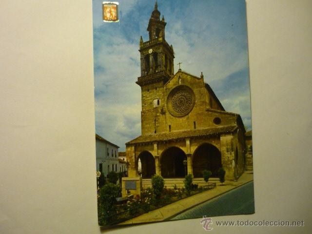 POSTAL CORDOBA.-PARROQUIA S.LORENZO--CIRCULADA (Postales - España - Andalucia Moderna (desde 1.940))