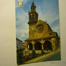 Postales: POSTAL CORDOBA.-PARROQUIA S.LORENZO--CIRCULADA. Lote 52163064