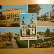 Postales: SAN FERNANDO - CADIZ - 2011 ARRIBAS. Lote 109358195