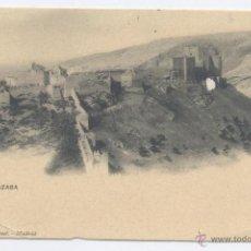 Postales: ALMERIA- LA ALCAZABA. Lote 52321722