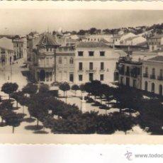 Postales: POSTAL DE ARACENA - HUELVA - PLAZA DEL MARQUES DE ARACENA.. Lote 52371588