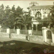 Postales: TORREMOLINOS, MALAGA, HOTEL CASABLANCA, VER REVERSO. Lote 52439361